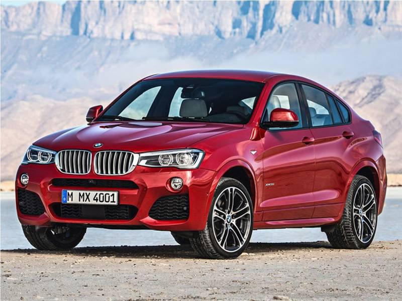 Configurador del nuevo BMW X4 y lista de precios 2018