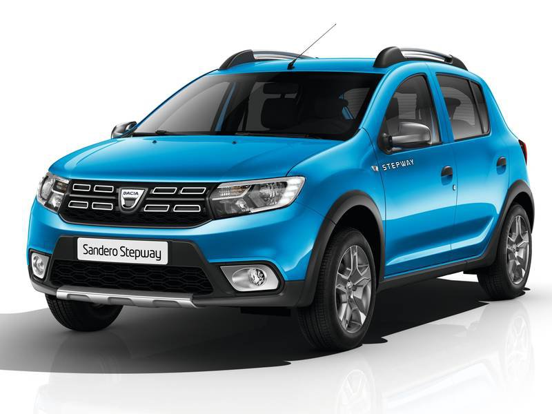 dacia sandero stepway. Black Bedroom Furniture Sets. Home Design Ideas