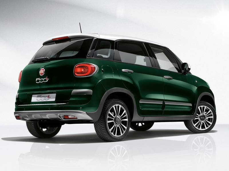 fiat 500l cross. Black Bedroom Furniture Sets. Home Design Ideas