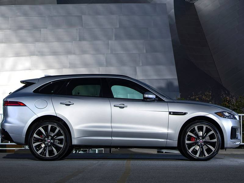 jaguar f pace 3 0l v6 s c awd aut pure. Black Bedroom Furniture Sets. Home Design Ideas