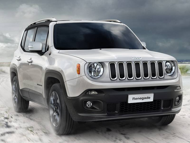 configurador del nuevo jeep renegade y lista de precios 2018. Black Bedroom Furniture Sets. Home Design Ideas