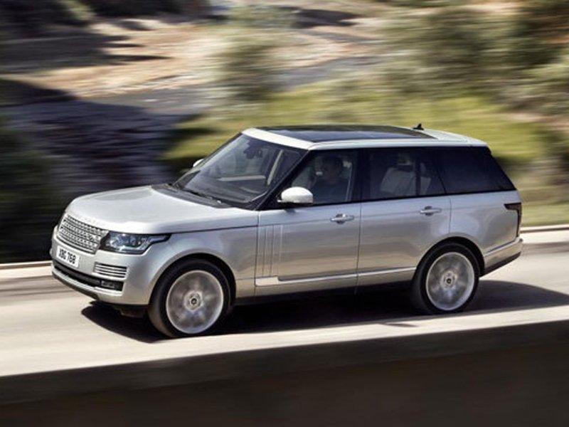 Configurador Del Nuevo Land Rover Range Rover Y Lista De