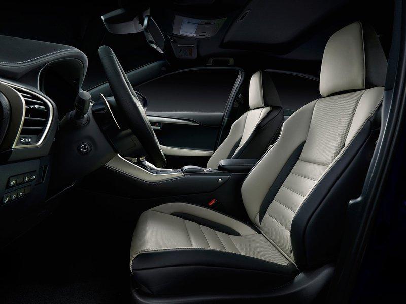 Lexus Nuevo NX 300h