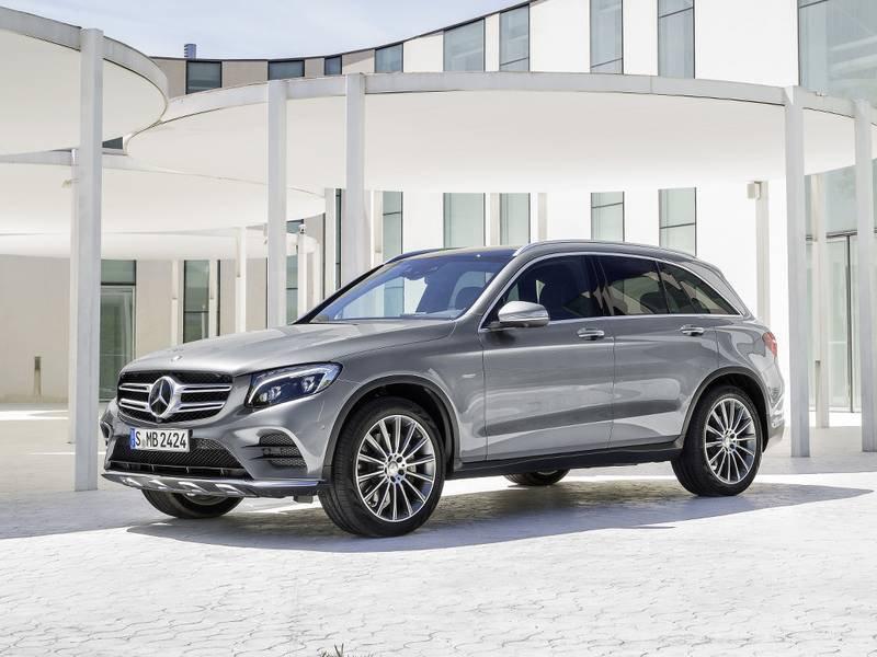 Configurador del nuevo mercedes benz glc y lista de for Mercedes benz glc precio