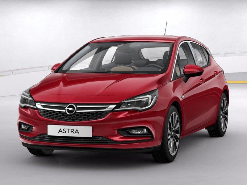 Configurador del nuevo opel astra y lista de precios 2016 - Opel astra 5 puertas ...