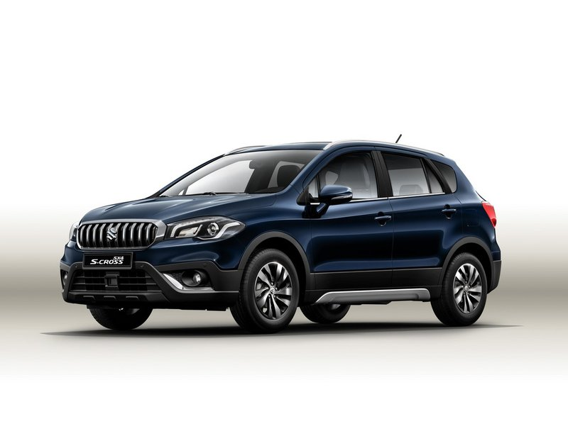 configurador del nuevo suzuki sx4 s cross y lista de precios 2018. Black Bedroom Furniture Sets. Home Design Ideas