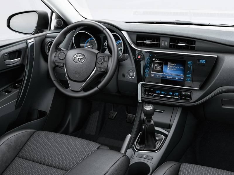 Toyota Auris Diesel 2016 >> Configurador del nuevo Toyota Auris y lista de precios 2018
