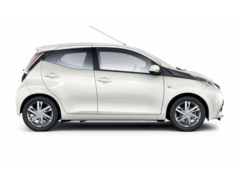 Toyota Aygo 5 puertas