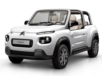 Citroën Nouvelle E-Mehari