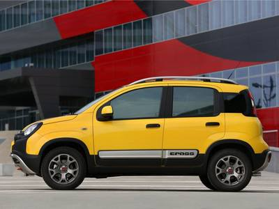 configurateur nouvelle fiat panda cross et listing des prix 2018. Black Bedroom Furniture Sets. Home Design Ideas