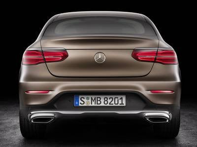 mercedes benz glc coup glc 250 d sportline 4matic. Black Bedroom Furniture Sets. Home Design Ideas