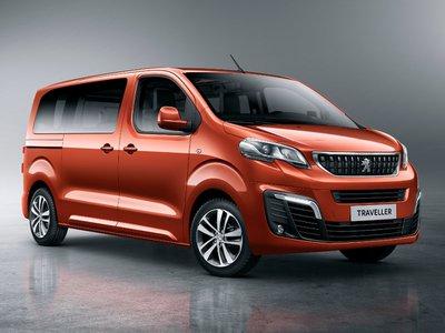 Peugeot Traveller 4 portes