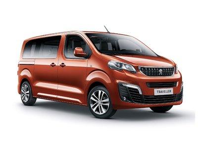 Peugeot Traveller 5 portes