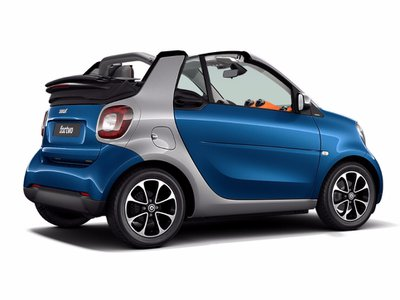 configurateur nouvelle smart fortwo cabrio et listing des prix 2018. Black Bedroom Furniture Sets. Home Design Ideas