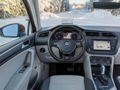 Configurateur Nouvelle Volkswagen Tiguan Et Listing Des