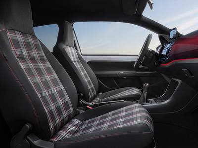 configurateur nouvelle volkswagen up gti 5 portes et listing des prix 2018. Black Bedroom Furniture Sets. Home Design Ideas