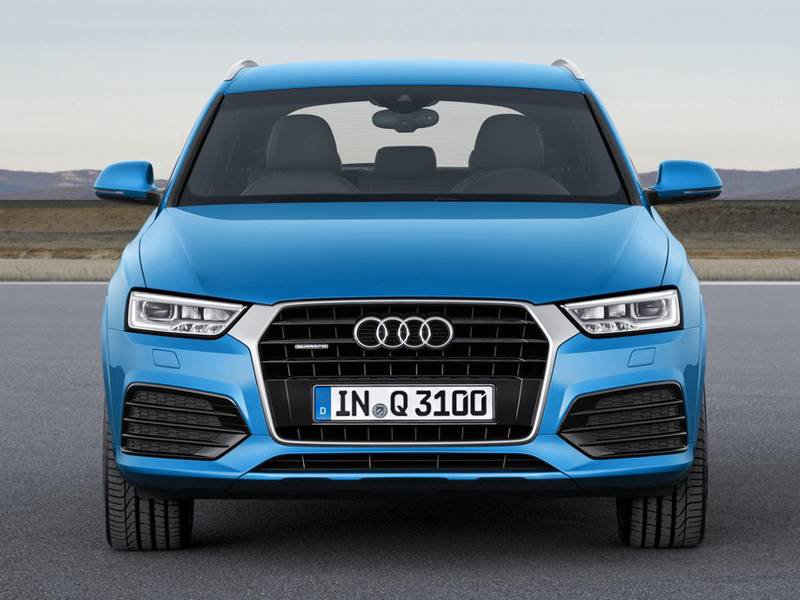 audi q3 1 4 tfsi 125 ambition luxe. Black Bedroom Furniture Sets. Home Design Ideas