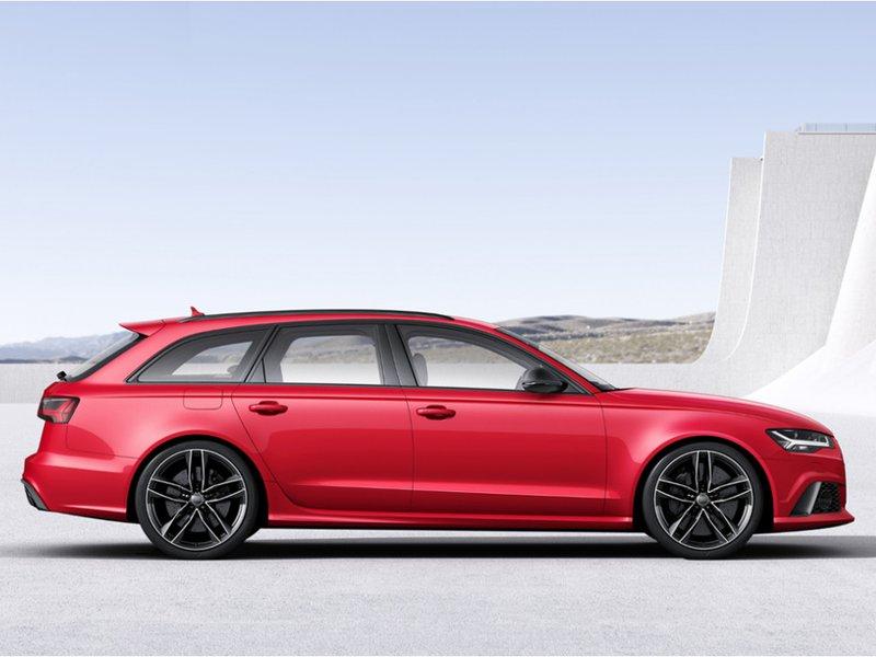 Audi Rs 6 Avant 4 0 Tfsi Quattro Tiptronic Avant