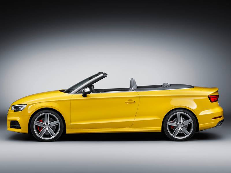 Configurateur Nouvelle Audi S3 Cabriolet Et Listing Des