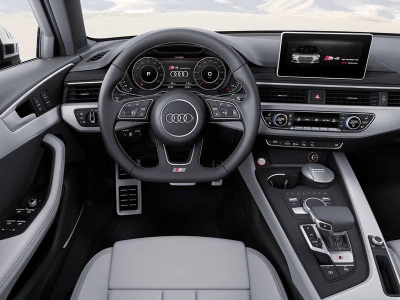 Audi Occasion Limoges >> Voitures neuves Audi S4 Avant concession officielle Audi à