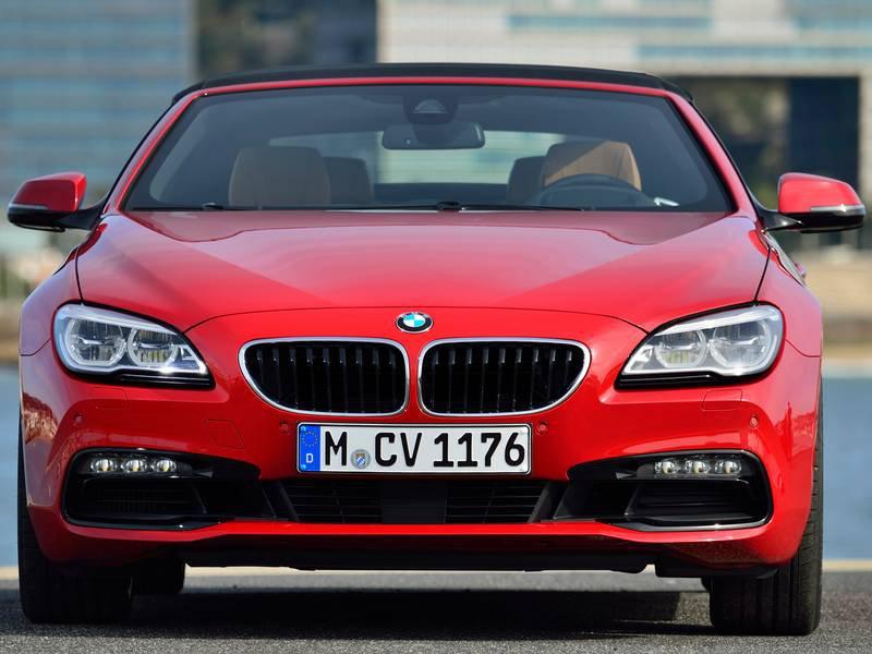 Configurateur Nouvelle Bmw S 233 Rie 6 Cabriolet Et Listing