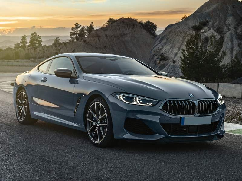 Bmw S 232 Rie 8 Coup 233 Bmw 840d Xdrive 320 Ch Coupe