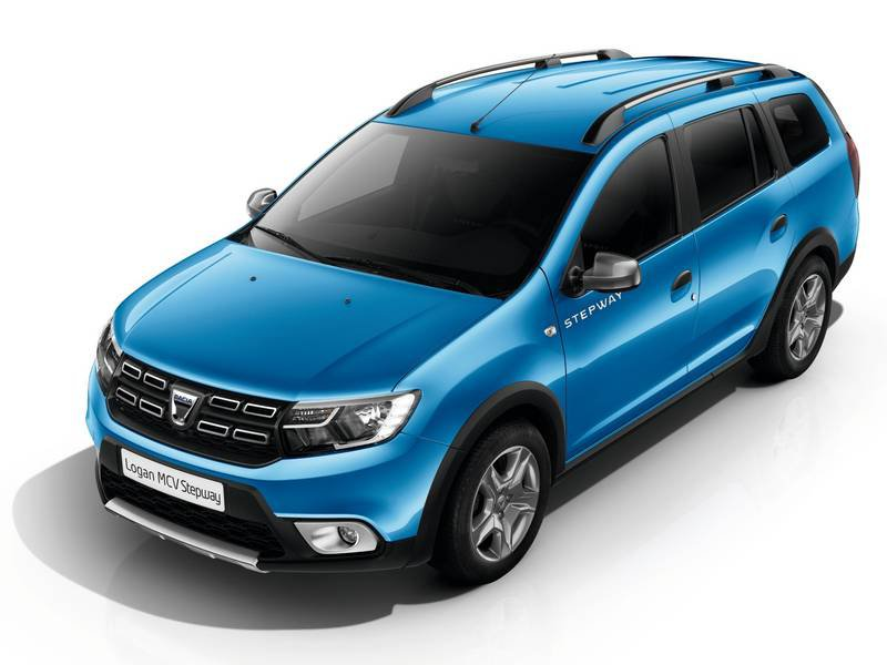 configurateur nouvelle dacia logan mcv stepway et listing des prix 2019. Black Bedroom Furniture Sets. Home Design Ideas
