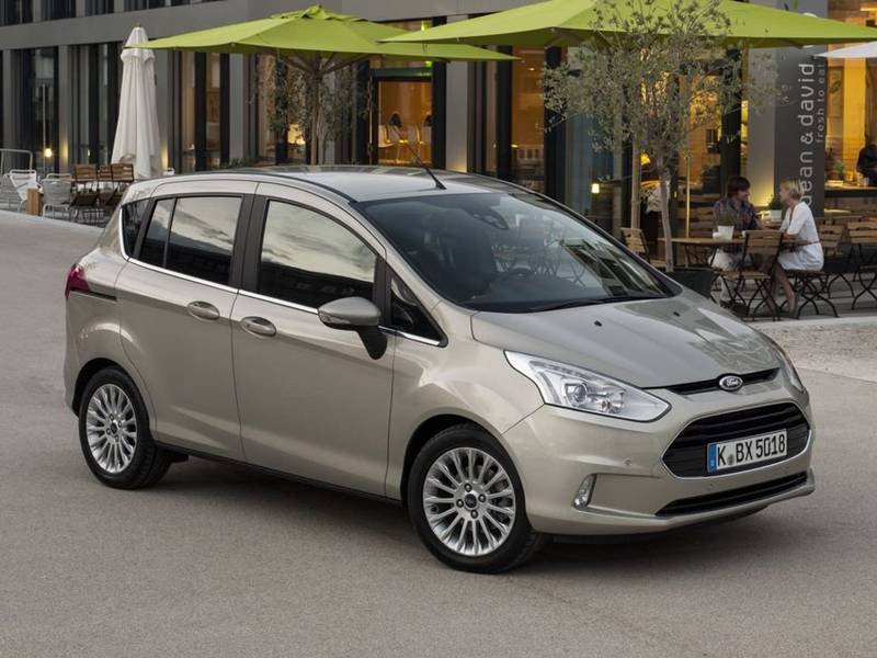configurateur nouvelle ford ford b max et listing des prix 2017. Black Bedroom Furniture Sets. Home Design Ideas