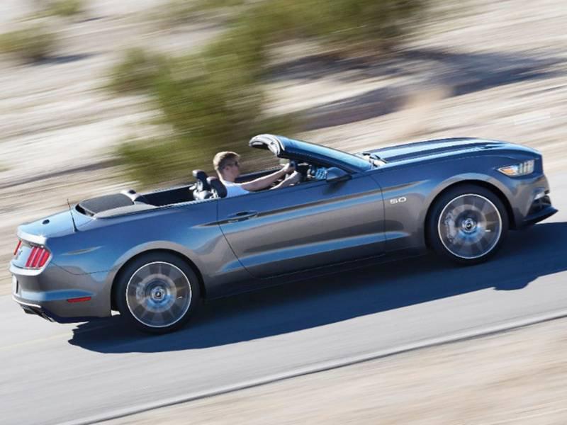 Configurateur Nouvelle Ford Mustang Cabrio Et Listing Des