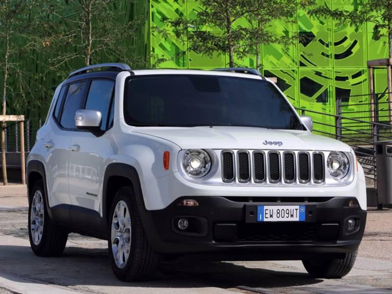 Configurateur Nouvelle Jeep Renegade Et Listing Des Prix 2017