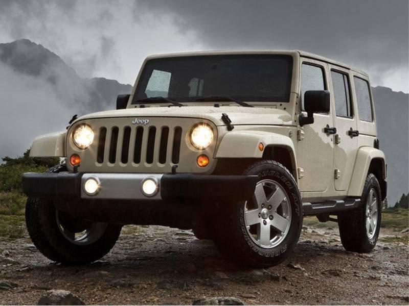 configurateur nouvelle jeep wrangler unlimited et listing des prix 2018. Black Bedroom Furniture Sets. Home Design Ideas