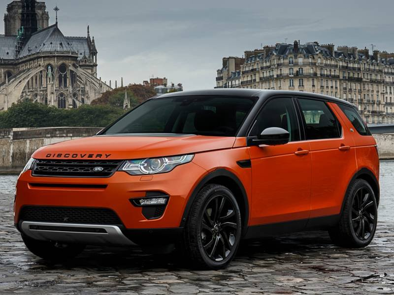 configurateur nouvelle land rover discovery sport et listing des prix 2018. Black Bedroom Furniture Sets. Home Design Ideas