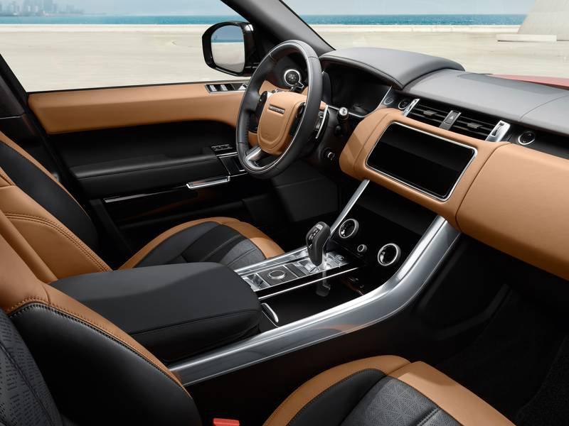 2017 Range Rover Configurations >> Configurateur nouvelle Land Rover Range Rover Sport et listing des prix 2019