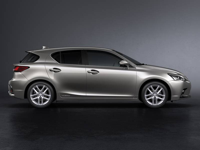 lexus ct 200h pack business auto