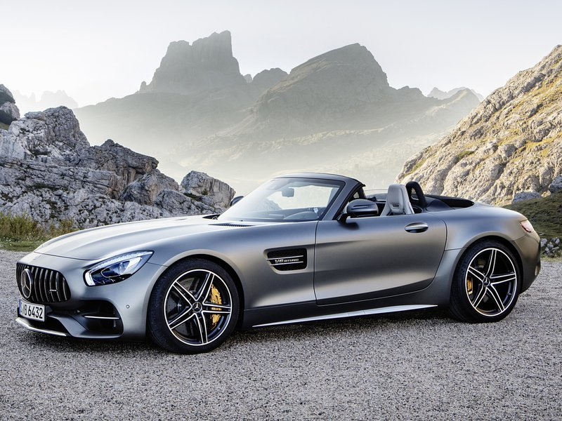configurateur nouvelle mercedes benz amg gt roadster et listing des prix 2018. Black Bedroom Furniture Sets. Home Design Ideas