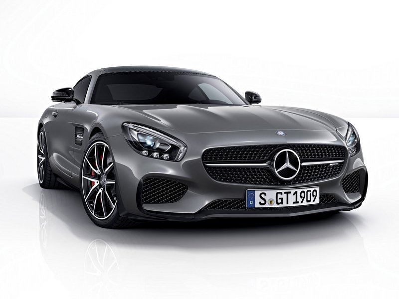 configurateur nouvelle mercedes benz amg gt et listing des prix 2018. Black Bedroom Furniture Sets. Home Design Ideas