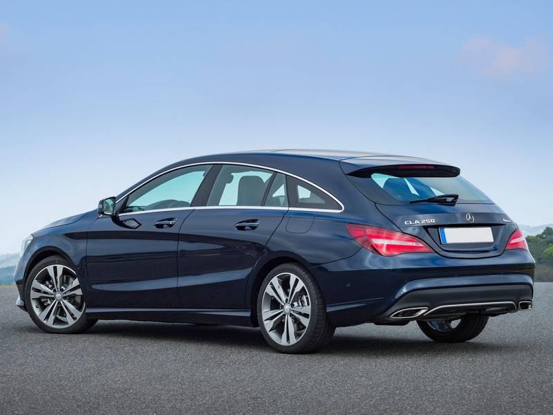 Configurateur Nouvelle Mercedes Benz Cla Shooting Brake Et