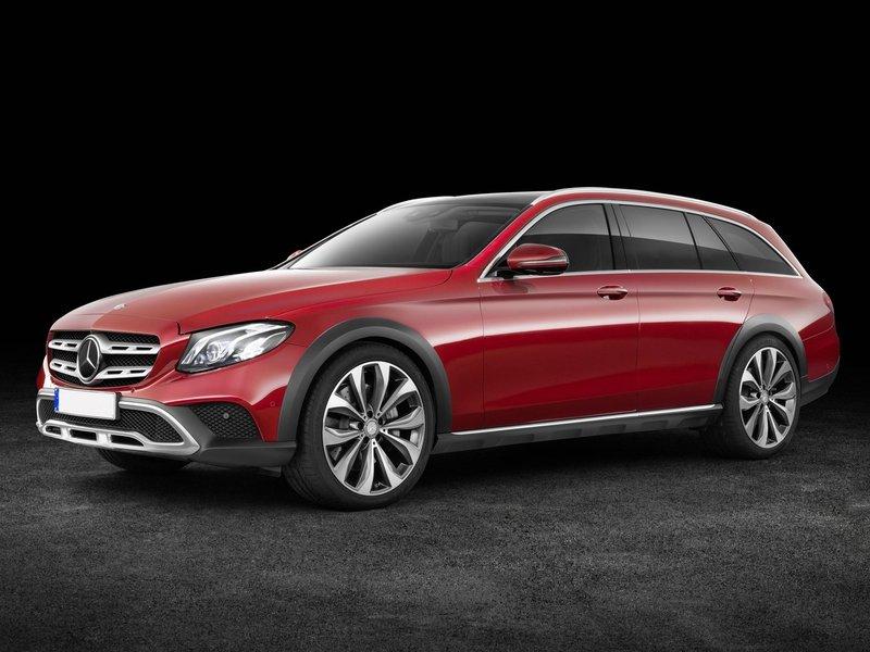 Configurateur Nouvelle Mercedes Benz Classe E All Terrain