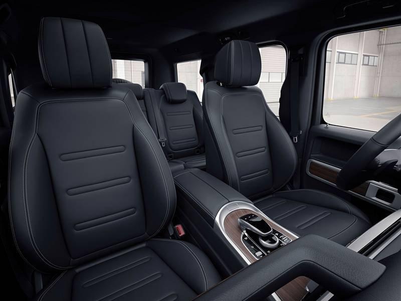 Configurateur Nouvelle Mercedes Benz Classe G Et Listing