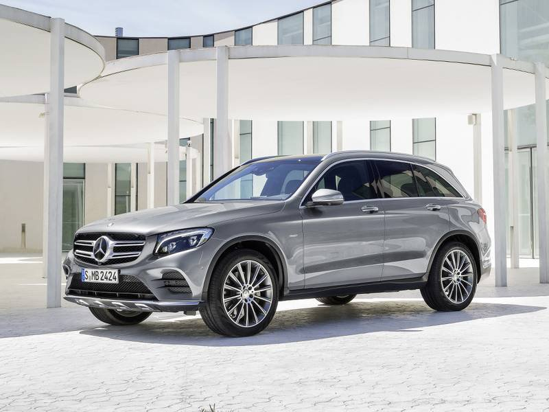 configurateur nouvelle mercedes benz glc et listing des prix 2018. Black Bedroom Furniture Sets. Home Design Ideas