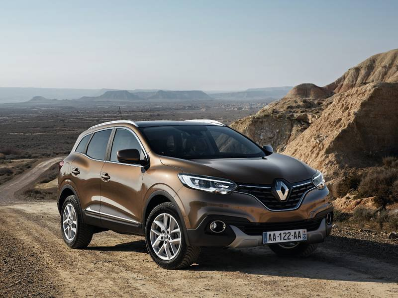 configurateur nouvelle renault kadjar et listing des prix 2019. Black Bedroom Furniture Sets. Home Design Ideas