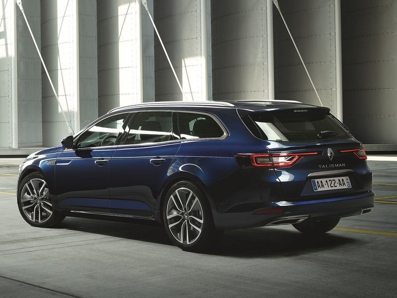 configurateur nouvelle renault talisman estate et listing des prix 2019. Black Bedroom Furniture Sets. Home Design Ideas