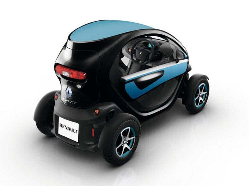 voitures neuves renault twizy cargo electrique cargo 1000037474. Black Bedroom Furniture Sets. Home Design Ideas