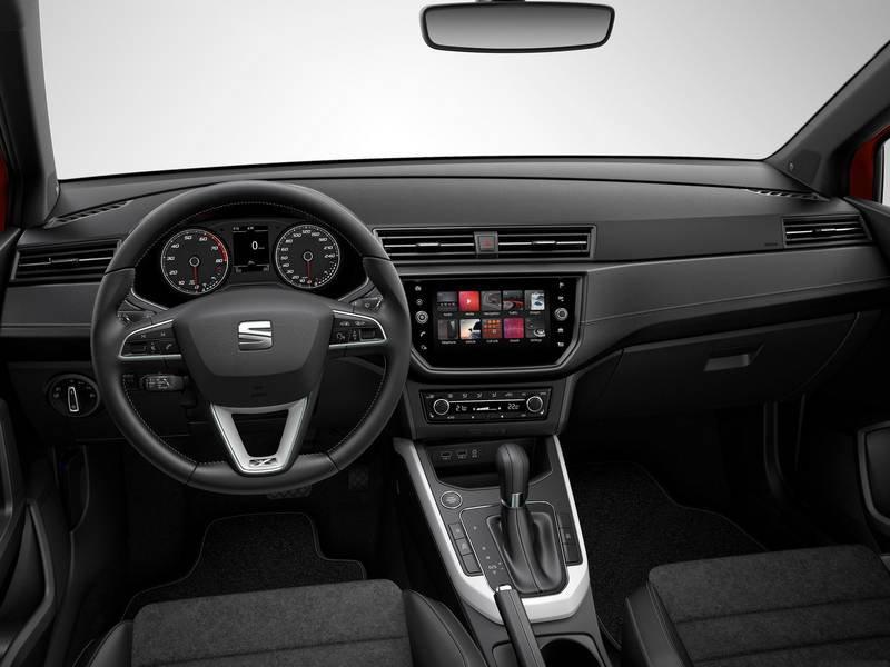 Configurateur nouvelle seat arona et listing des prix 2018 for Interior seat arona