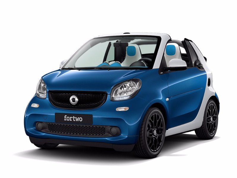 configurateur nouvelle smart fortwo cabrio et listing des prix 2019. Black Bedroom Furniture Sets. Home Design Ideas
