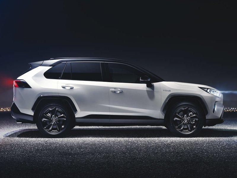 Toyota Nouveau Rav4 Hybrid Configurateur Et Listing Des