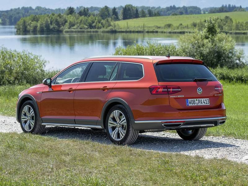 configurateur nouvelle volkswagen passat alltrack et listing des prix 2018. Black Bedroom Furniture Sets. Home Design Ideas