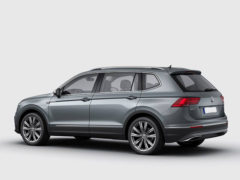 configurateur nouvelle volkswagen tiguan allspace et listing des prix 2018. Black Bedroom Furniture Sets. Home Design Ideas