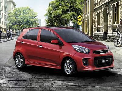 kia picanto sport auto. Black Bedroom Furniture Sets. Home Design Ideas