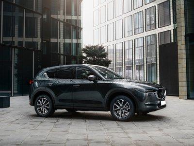 New Mazda CX-5 car configurator and price list 2018